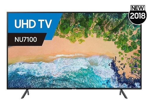 "Samsung 55"" 4K Ultra HD LED LCD Smart TV"