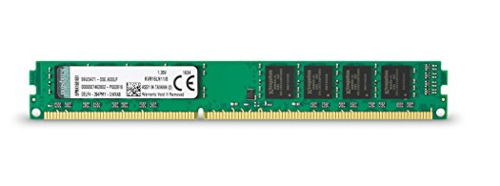 Kingston 4GB 1600MHz DDR3L NonECC CL11 DIMM 1.35V