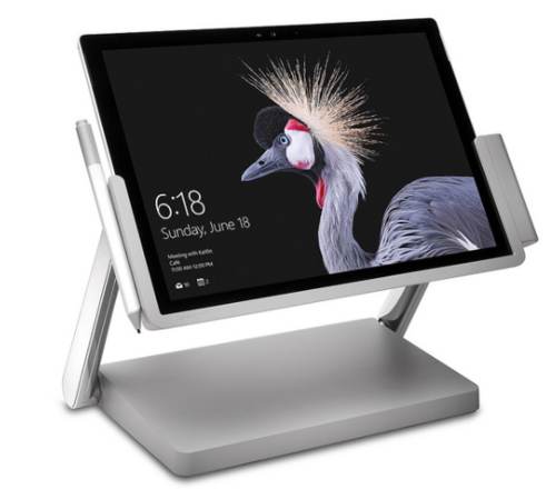 Kensington SD7000 Dual 4K Docking Station For Surface Pro & Surface Pro 4 - With Power