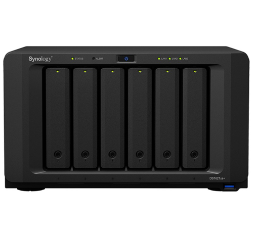 Synology DiskStation DS1621xs+ 6-Bay NAS